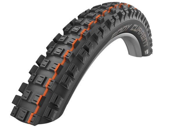 Eddy Curent Rear 27.5x2.80 Zoll - Super Gravity - Snake Skin TLE - Addix Soft