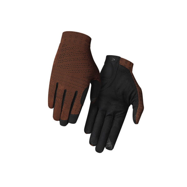 Xnetic Trail Handschuhe - Ox Blood/Rot