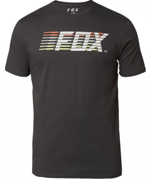 Lightspeed Moth Premium T-Shirt- Schwarz