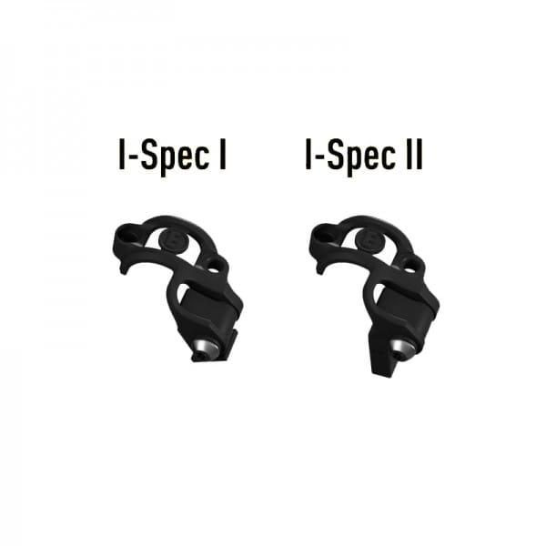 Shiftmix 1+2 Klemmschelle für Shimano I-Spec I+II Trigger Schalthebel  rechts - schwarz