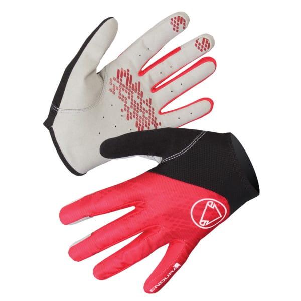 Hummvee Lite Handschuh - Rot