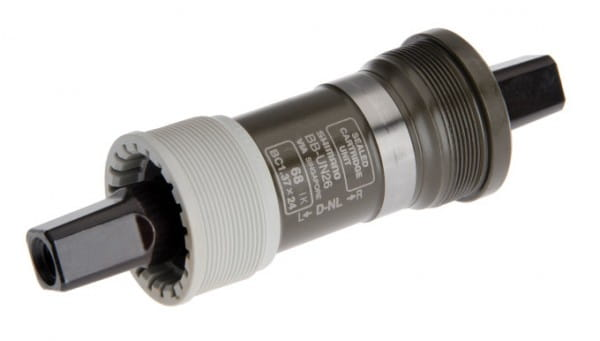BB-UN26 Vierkant Innenlager BSA 122,5 mm inkl. Schrauben