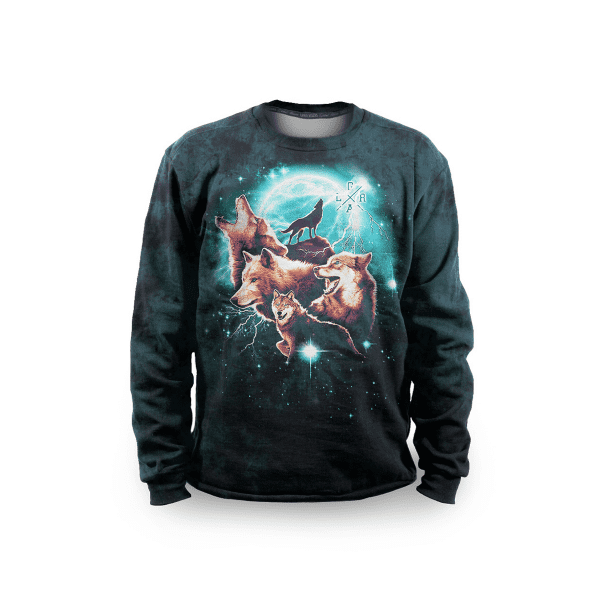 Sweater - Wolfpack