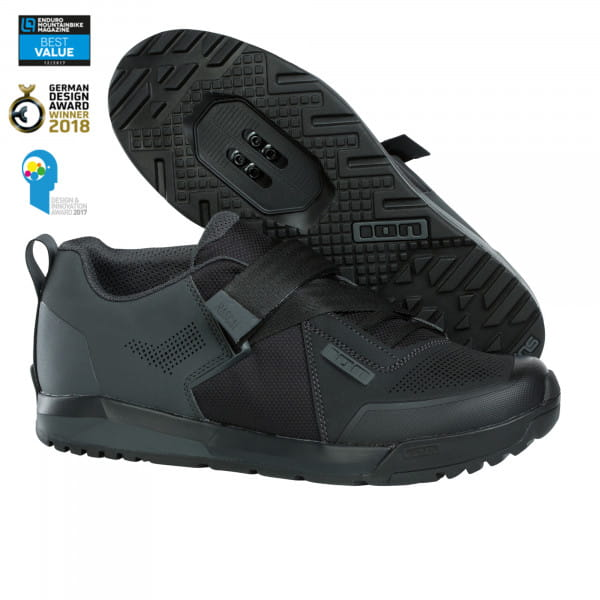 Rascal Bike Schuhe - schwarz