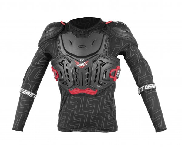 Body Protector 4.5 Junior - black