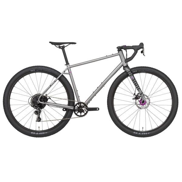 Bogan ST Offroad - Silber/Grau