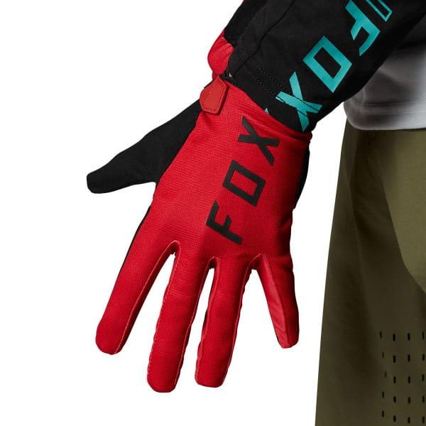 Ranger Gel - Handschuhe - Chili - Rot