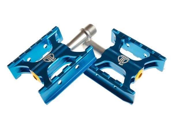 Track Pedale - blau