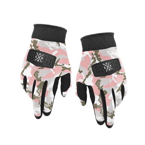 Winter Handschuhe - Pink Camo