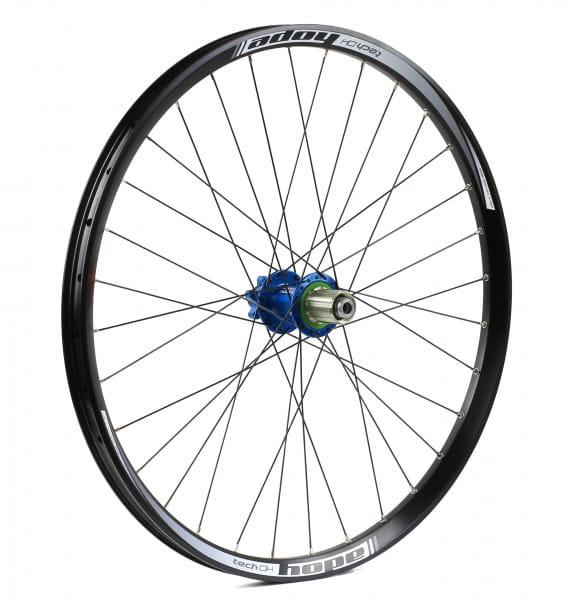 Tech DH-Pro 4 Rear Wheel 150mm - blue