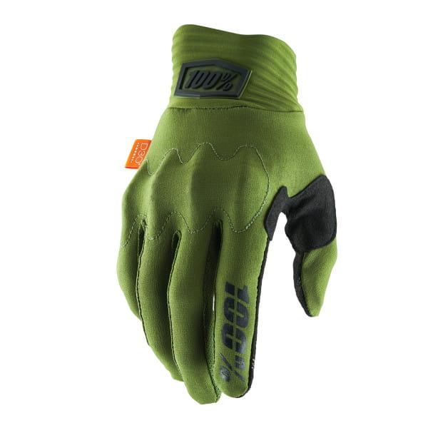 Cognito Handschuhe - Grün/Schwarz