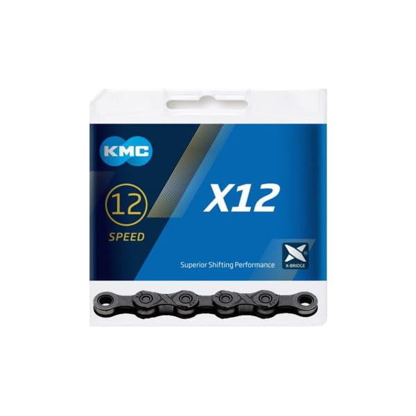Kette X12 BlackTech