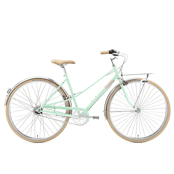 Caferacer Lady Uno 3-Speed - Pista