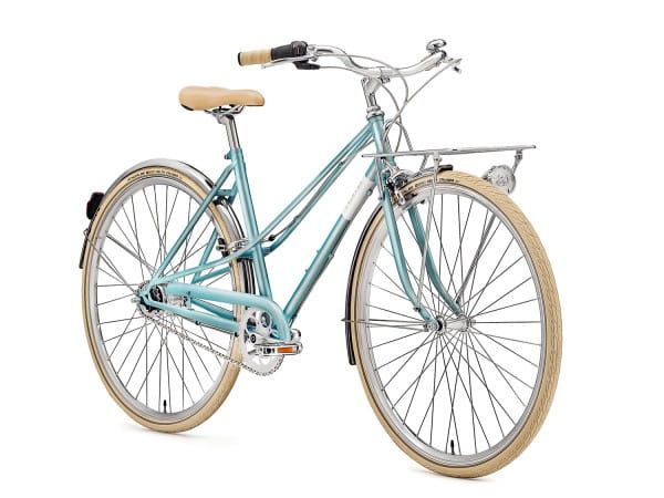 Caferacer Lady Solo 7-Speed - Turquoise