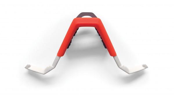 Speedcraft Sport Nasenbrücke (STD) - white / orange