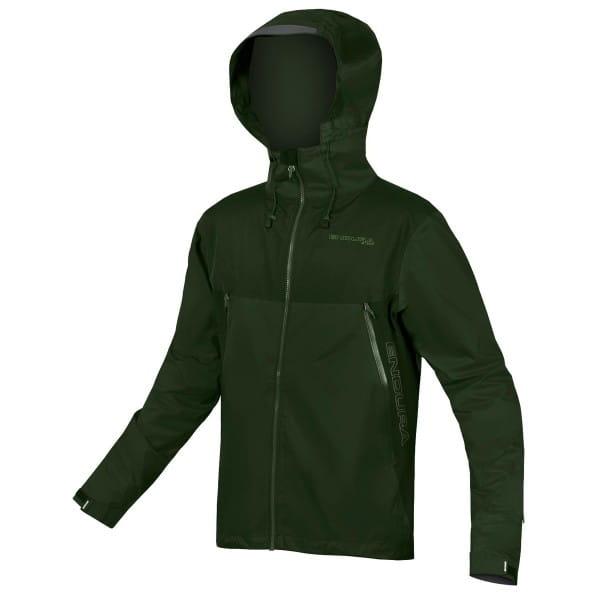 MT500 Waterproof Jacke - Grün