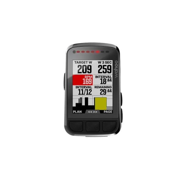 ELEMNT BOLT V2 - GPS Fahrradcomputer - Schwarz