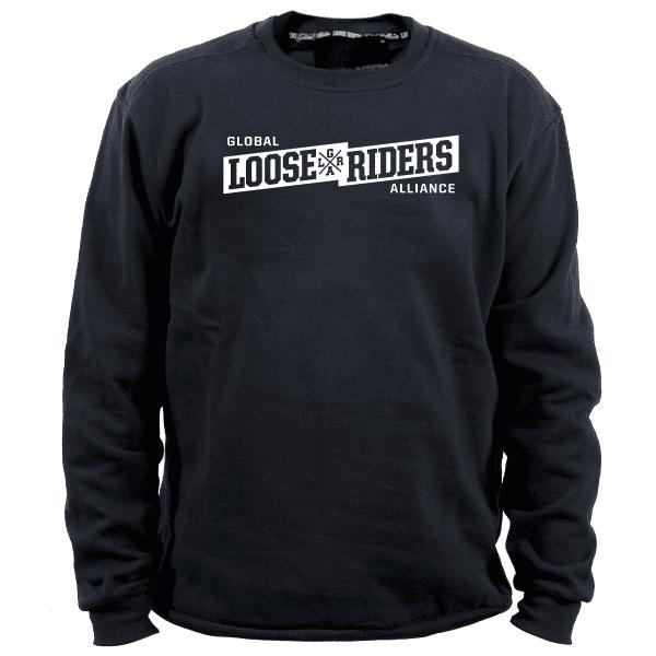 Banner Pullover - Schwarz/Weiß