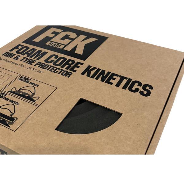 Felgen- und Reifenschutz - FCK Flats - Schwarz