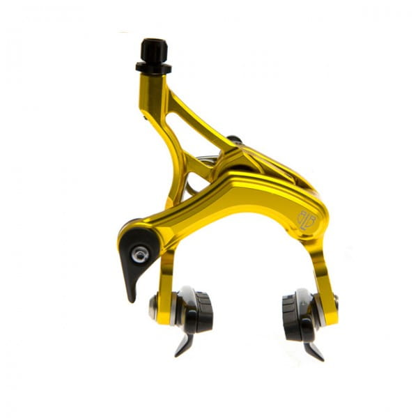 CNC Brake Caliper Bremskörper - gold