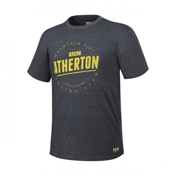 The Atherton 6.2 T-Shirt - Anthracite