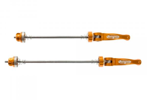 Schnellspanner MTB 135 mm - orange