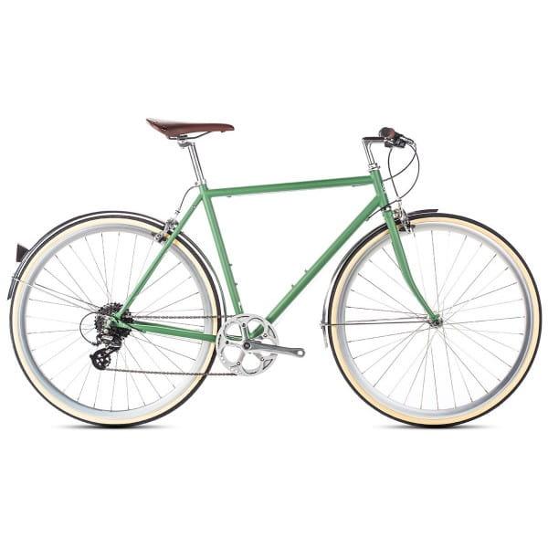 Silverlake City Bike - army green