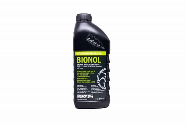 Bionol 1 liter of biodegradable hydraulic oil