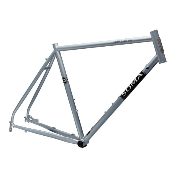 Doublecross Rahmen - Silber