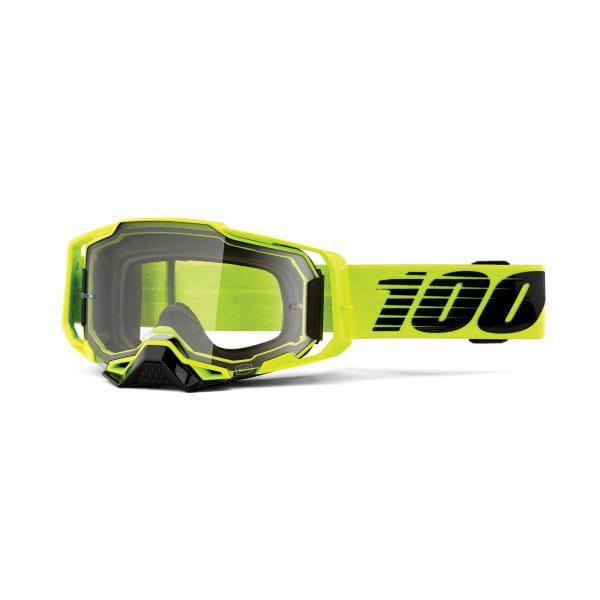 Armega Goggle Anti Fog -Green - Clear