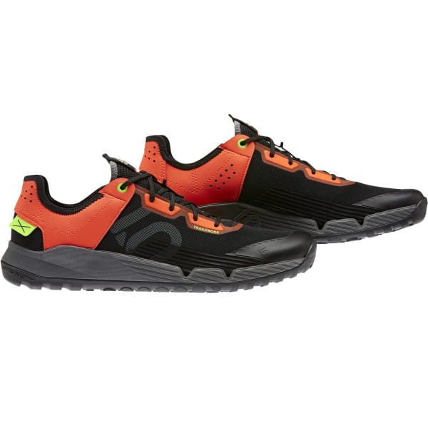 5.10 Trailcross LT - Schwarz/Orange