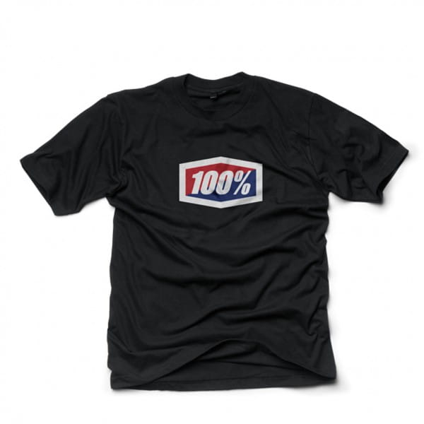 Official Shirt - black