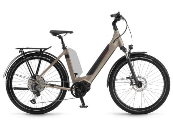 Sinus iX12 i500Wh 12-G XT - Damen 27,5 Zoll E-Bike - Hellbraun/Schwarz