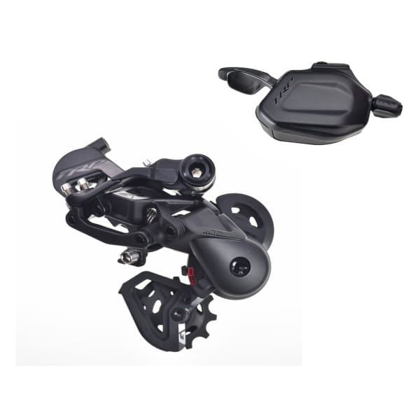 Switching combination DH7 M-860 - Black