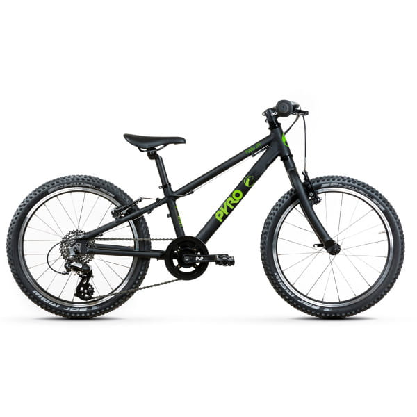 Twenty Large - 20 Inch Kids Bike - Black