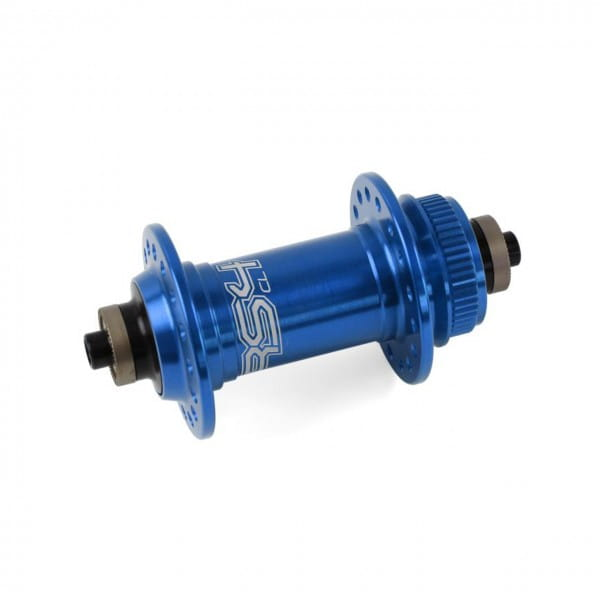 RS4 Centre Lock Front Hub 9x100mm - blue