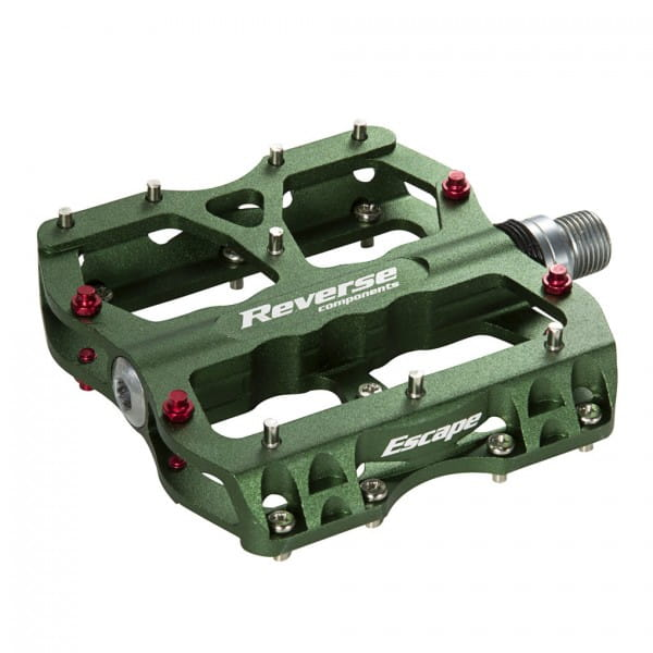 Escape Plattform Pedal - olive grün