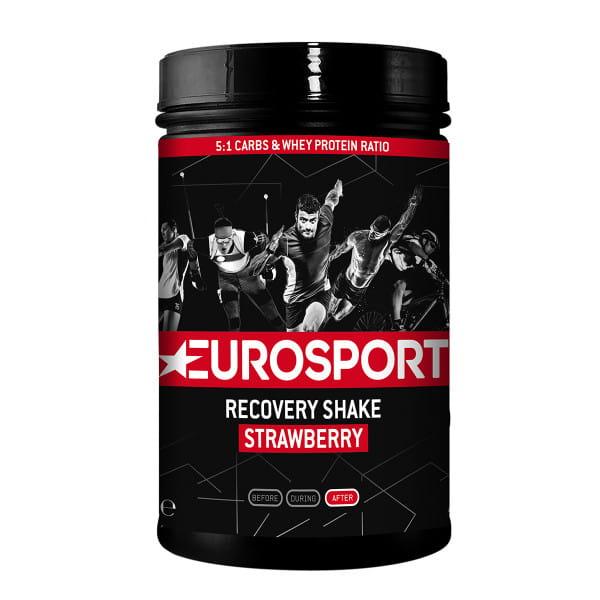 Recovery Shake Sportdrinkpulver - Erbeer Geschmack - 450 Gramm