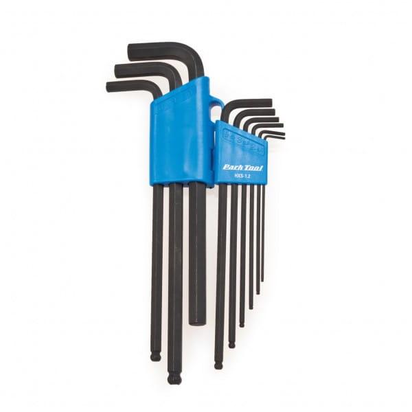 HXS 1.2 Innensechskant-Winkelschlüsselset - 1,5-10 mm