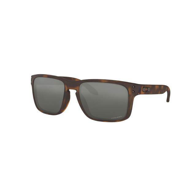 Holbrook Sonnenbrille Matt Braun Tortoise - Prizm Schwarz