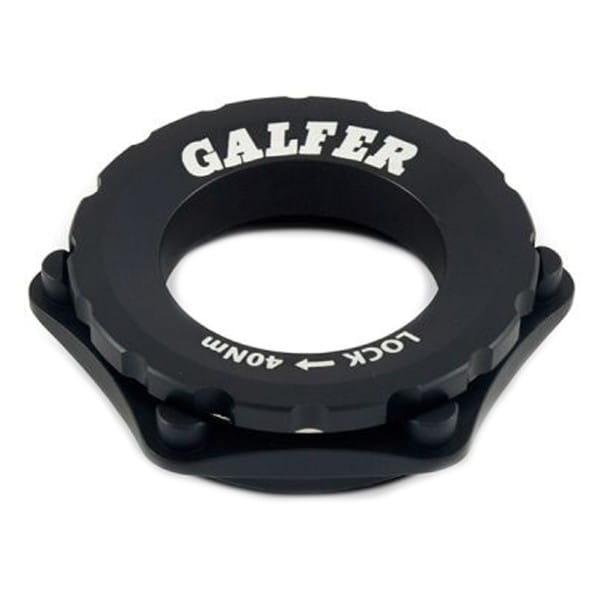 Centerlock Adapter - Schwarz