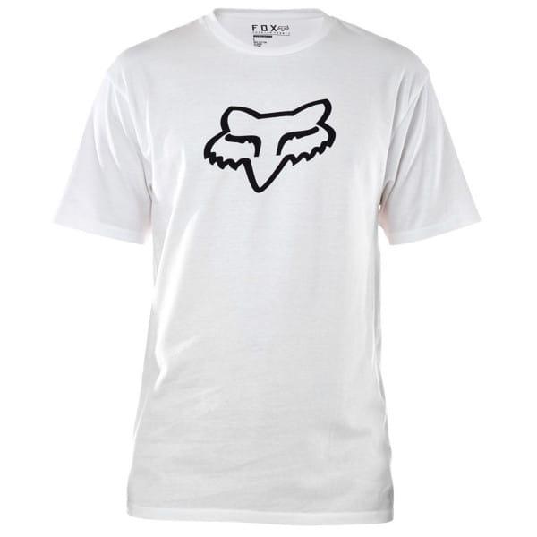 Legacy FOX-HEAD T-Shirt - Weiß
