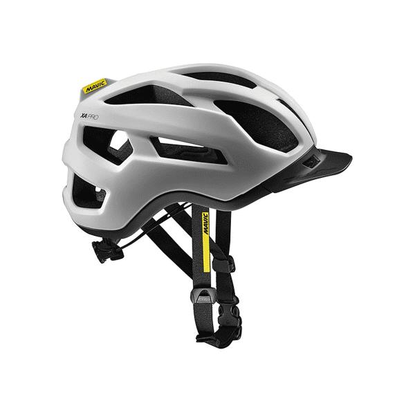 XA Pro Fahrradhelm - Weiß/Schwarz