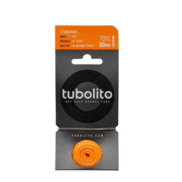 S-Tubo Road 28 Zoll Schlauch - SV 60mm