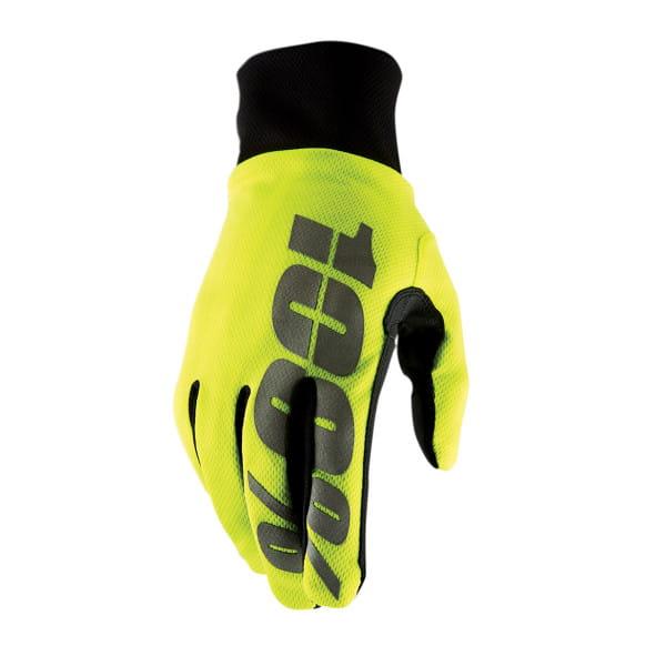 Hydromatic Handschuhe - Gelb