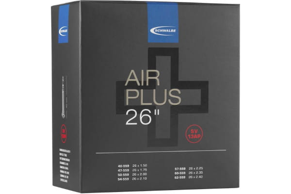 Nr. SV13 Schlauch 26 Zoll Air Plus