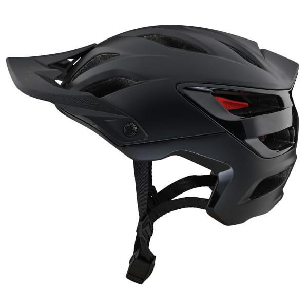 A3 MIPS - Helm - Uno Black - Schwarz