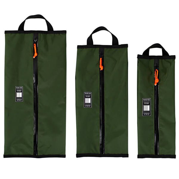 Reisetaschen Set - Olivengrün