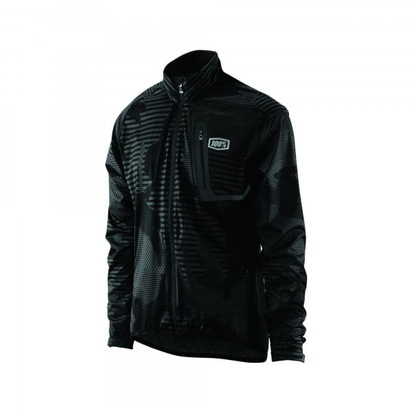 Hydromatic Jacket - Black/Camo