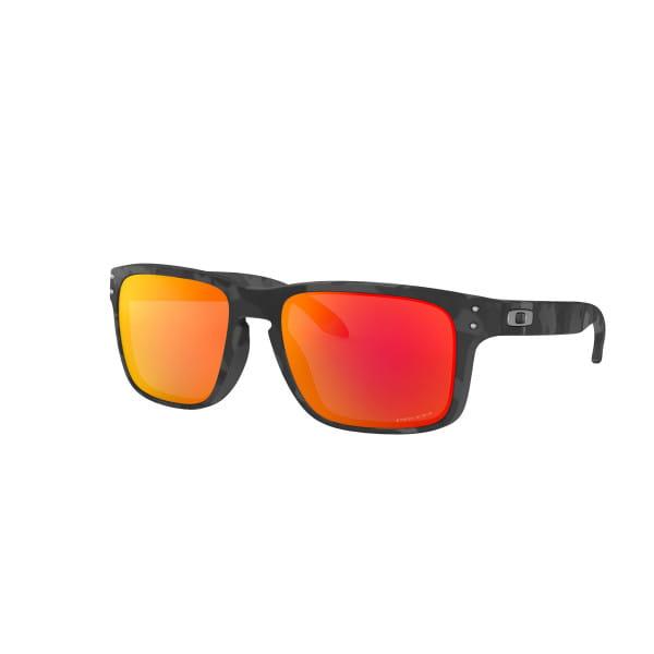 Holbrook Sonnenbrille Black Camo - Prizm Ruby